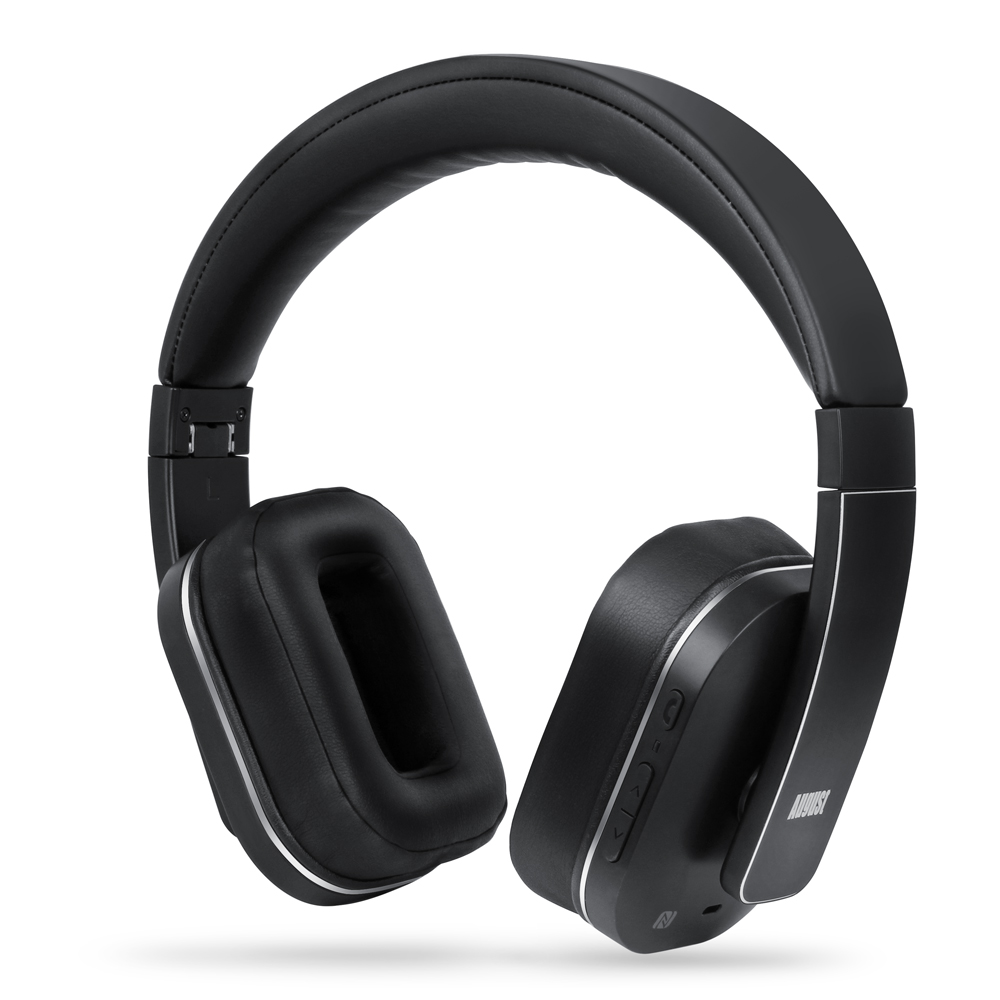 Bluetooth Active Noise Cancelling Headphones - With ANC
